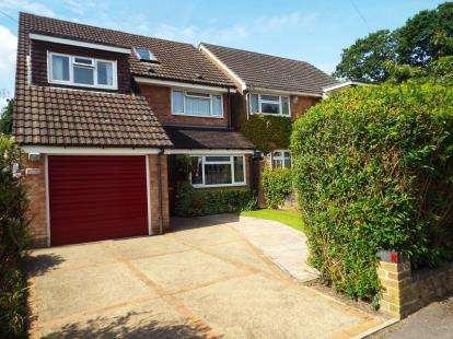 4 Bedrooms Detached House for sale in Waterlooville, Horndean
