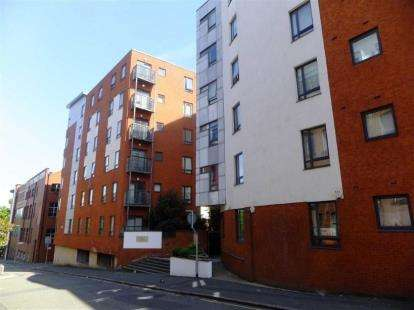 2 Bedrooms Flat for sale in The Citadel, 15 Ludgate Hill, Manchester, Greater Manchester