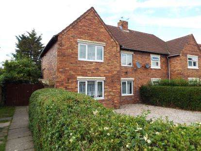 3 Bedrooms Semi Detached House for sale in Claughton Avenue, Crewe, Cheshire