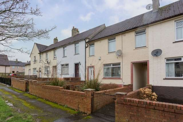 3 Bedrooms Terraced House for sale in Craigbank Street, Larkhall, South Lanarkshire, ML9 1JS