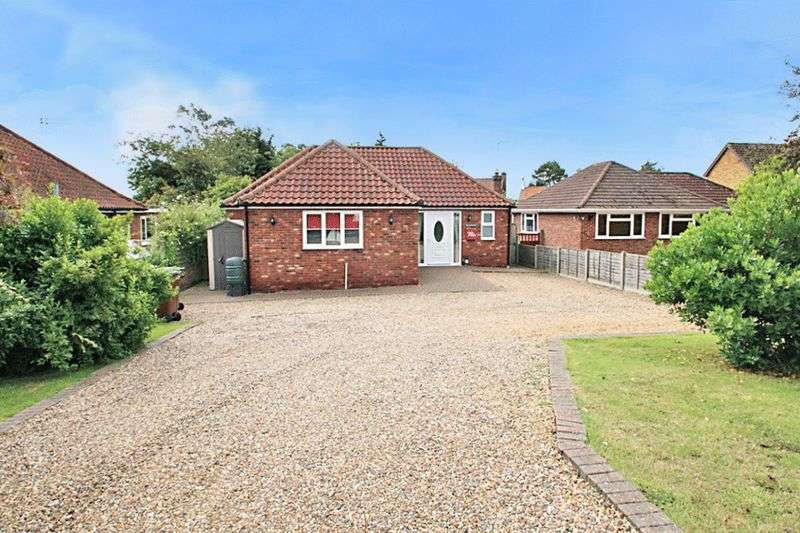 4 Bedrooms Detached Bungalow for sale in Acle, NR13