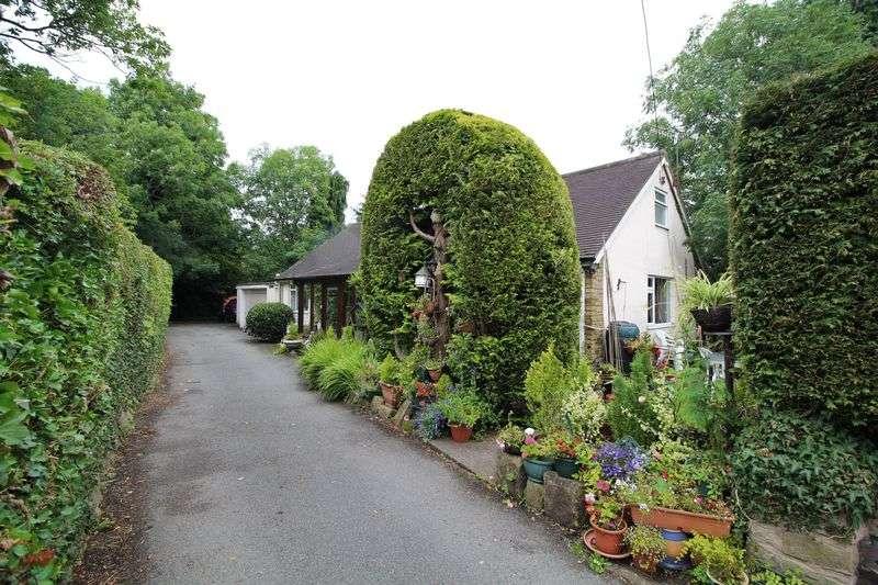 4 Bedrooms Detached Bungalow for sale in Vicarage Road, Llangollen