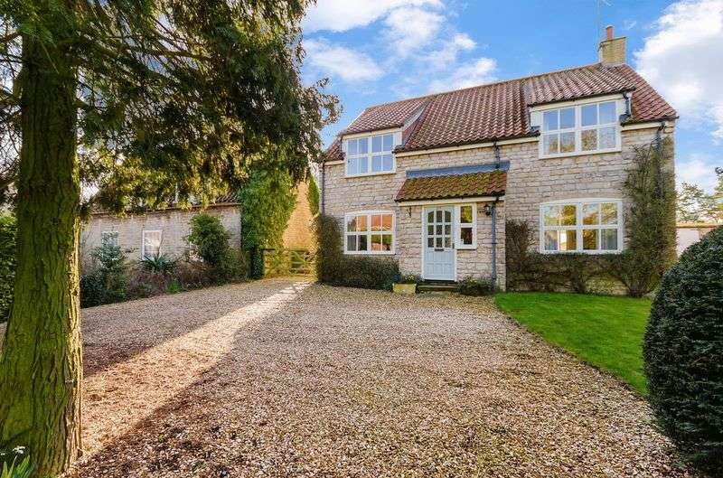 4 Bedrooms Detached House for sale in 27 Beckside, Scopwick,, Lincoln