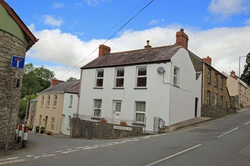 2 Bedrooms Cottage House for sale in HORSE POOL ROAD. LAUGHARNE
