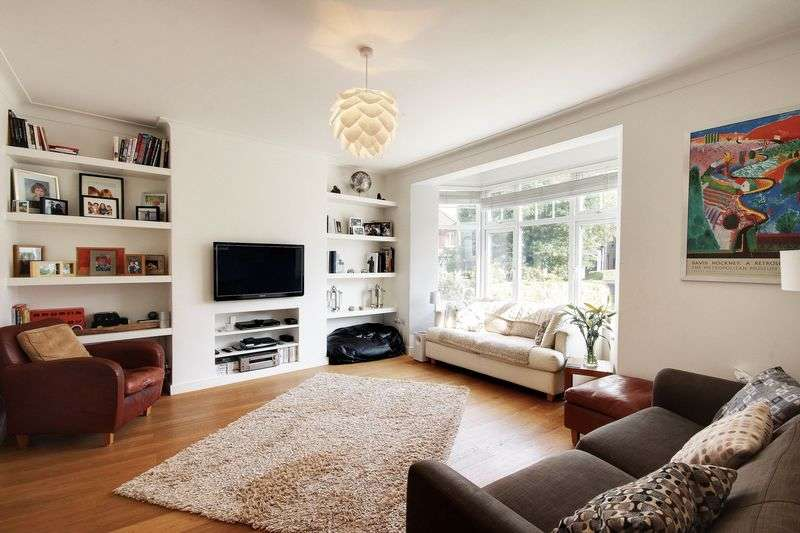 5 Bedrooms Terraced House for sale in Farrer Road, N8