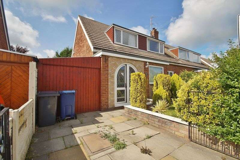 3 Bedrooms Semi Detached House for sale in Lancaster Drive, Banks