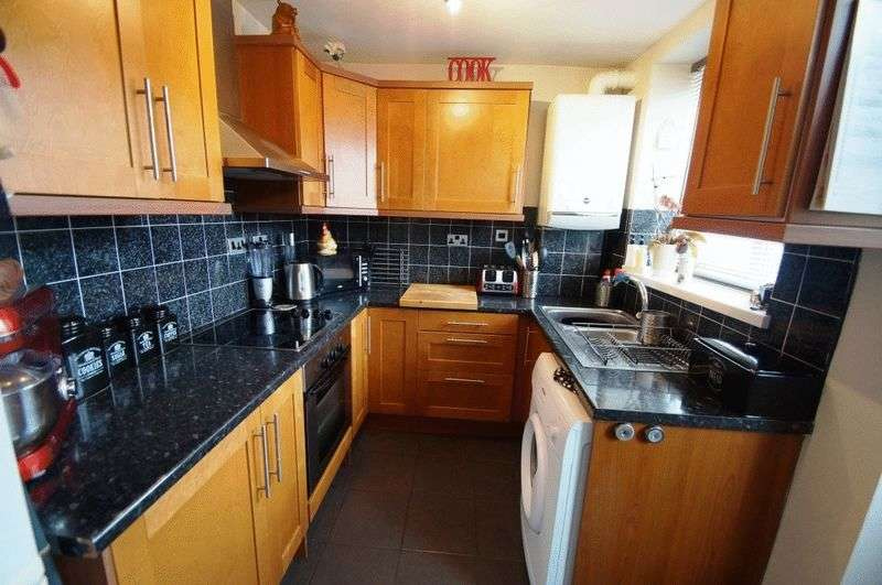 2 Bedrooms Terraced House for sale in Durham Street, Langley Park