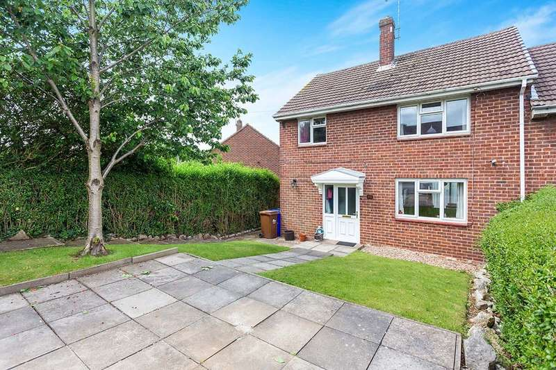 3 Bedrooms Semi Detached House for sale in Empire Road, Burton-On-Trent, DE15