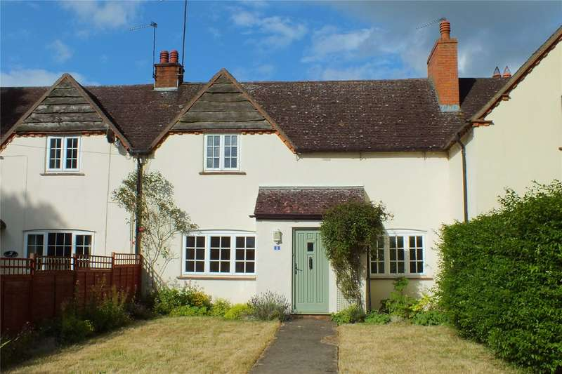 2 Bedrooms Terraced House for sale in Nibble Cottages, Hidcote Road, Ebrington, Chipping Campden, GL55