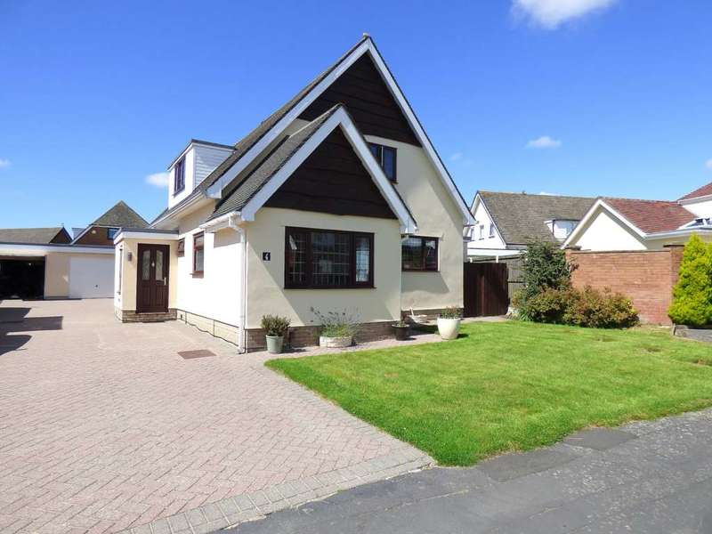 4 Bedrooms Detached House for sale in Hedge Row, Wrea Green