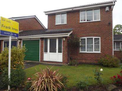 3 Bedrooms Link Detached House for sale in Corbel Close, Oakwood, Derby, Derbyshire