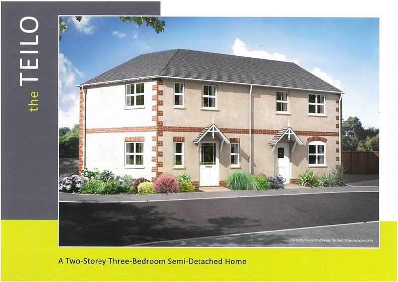 3 Bedrooms Property for sale in Tir Y Dderwen, Cross Hands