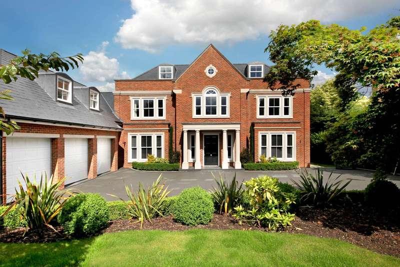 6 Bedrooms Detached House for sale in Lady Margaret Road, Sunningdale, Berkshire, SL5