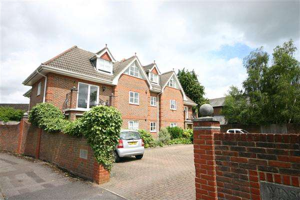 2 Bedrooms Apartment Flat for sale in Winsor Court, 87-89 Winchester Road, Chandlers Ford