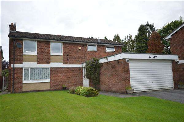 4 Bedrooms Detached House for sale in Sergeants Lane, Whitefield