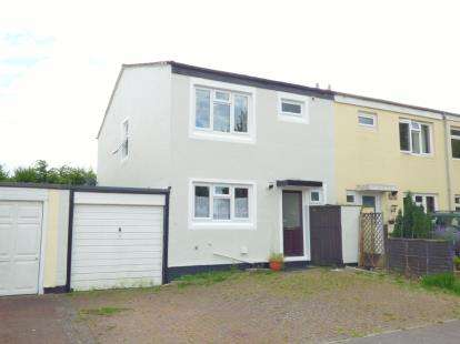 4 Bedrooms Semi Detached House for sale in Jennings, Stantonbury, Milton Keynes, Buckinghamshire