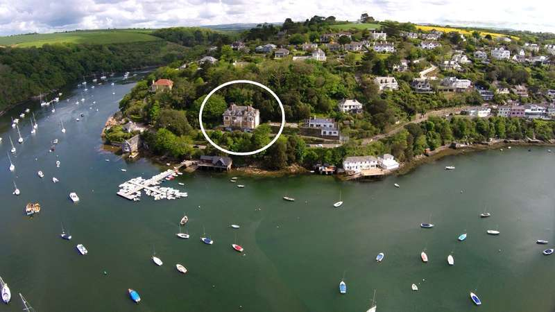 Detached House for sale in River Yealm Hotel, Yealm Road, Newton Ferrers, Plymouth
