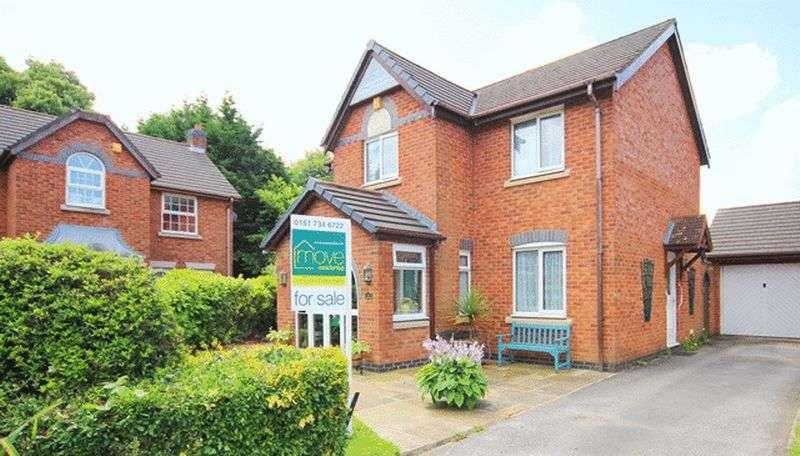 3 Bedrooms Detached House for sale in College Fields, Huyton, Liverpool, L36