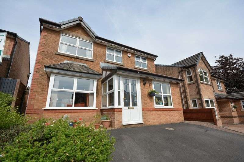 4 Bedrooms Detached House for sale in School House Fold, Hapton