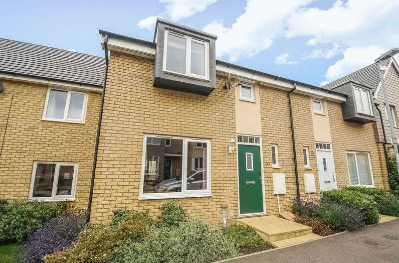 3 Bedrooms Terraced House for sale in Cromwell Drive, Hinchingbrooke Park