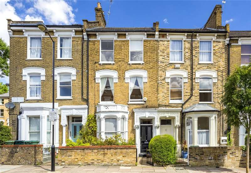 4 Bedrooms Terraced House for sale in Stradbroke Road, London, N5
