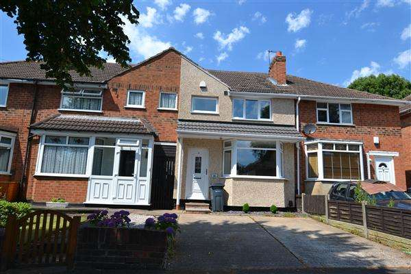 3 Bedrooms Terraced House for sale in Birkenshaw Road, Great Barr, Birmingham