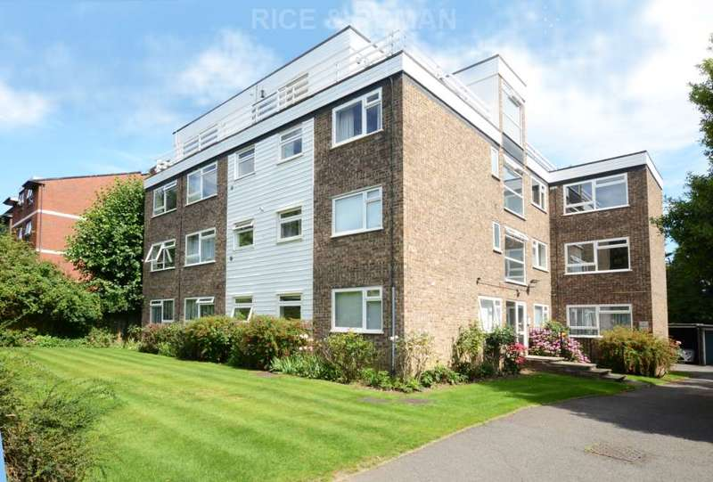 2 Bedrooms Apartment Flat for sale in Wellesley House, Wimbledon