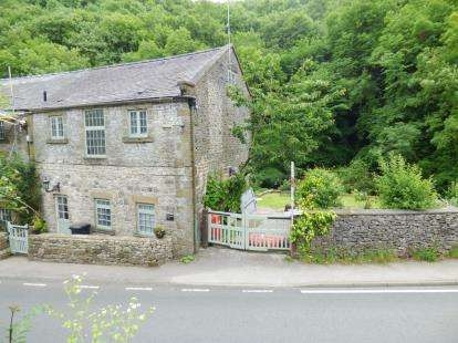 3 Bedrooms End Of Terrace House for sale in The Mill, Buxton, Derbyshire