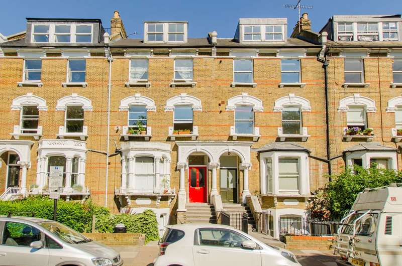 3 Bedrooms Flat for sale in Petherton Road, Islington, N5