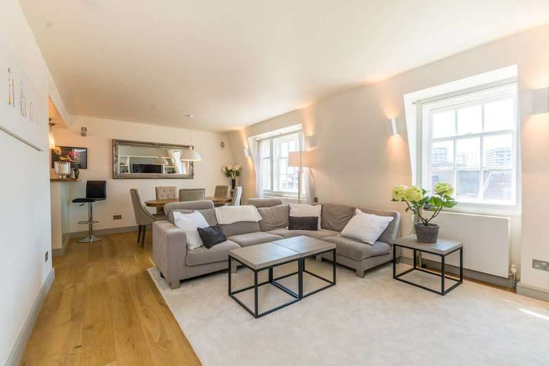 3 Bedrooms Flat for sale in Seymour Place, Marylebone, W1H