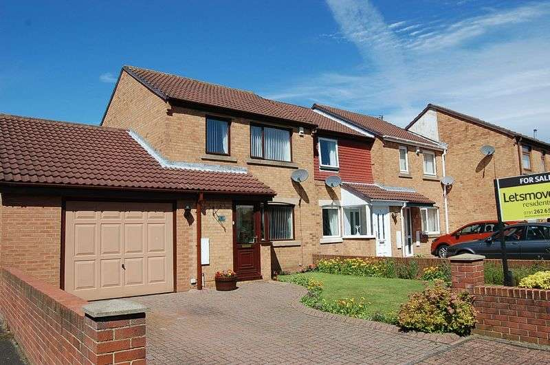 3 Bedrooms Terraced House for sale in ** HOT PROPERTY ** Ribblesdale, The Shires, Wallsend