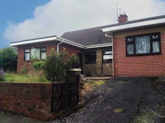 3 Bedrooms Semi Detached Bungalow for sale in Wordsworth Avenue, Stafford, Staffordshire, ST17 9TZ