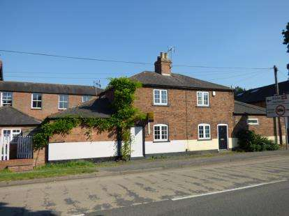 2 Bedrooms Terraced House for sale in Southwell Road, Lowdham, Nottingham, Nottinghamshire