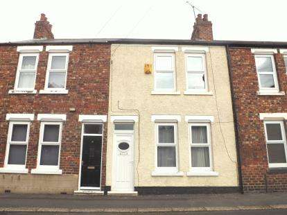 2 Bedrooms Terraced House for sale in Myrtle Road, Eaglescliffe, Stockton-On-Tees, Durham
