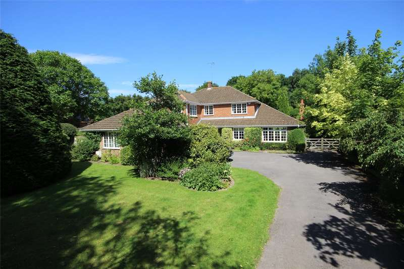 4 Bedrooms Detached House for sale in Soldridge, Medstead, Alton, Hampshire, GU34