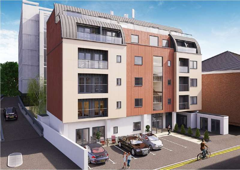 1 Bedroom Apartment Flat for sale in Lavender Park Road, West Byfleet, Surrey, KT14