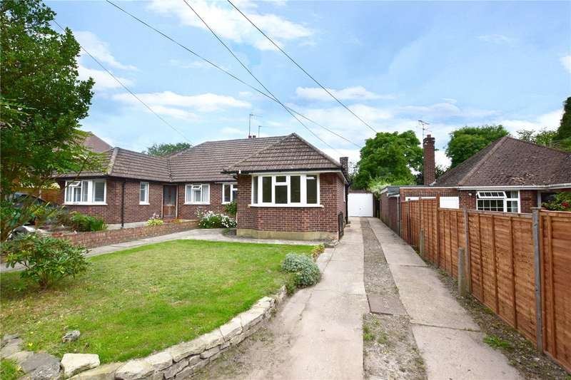 2 Bedrooms Semi Detached Bungalow for sale in Gold Cup Lane, Ascot, Berkshire, SL5