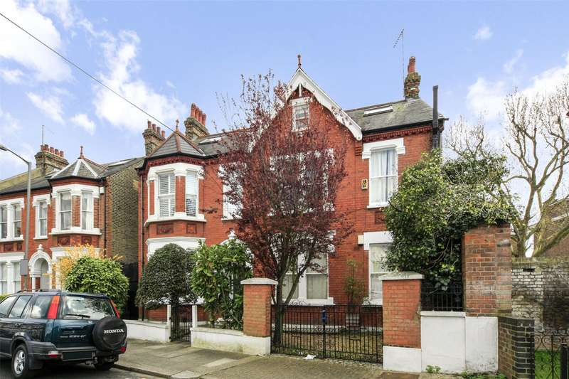 1 Bedroom Flat for sale in Sumburgh Road, London, SW12