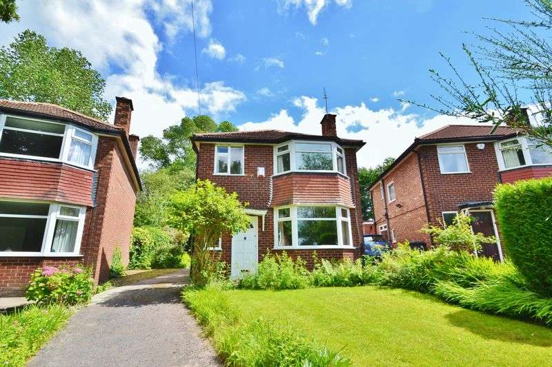 3 Bedrooms Detached House for sale in Radcliffe Park Road, Salford