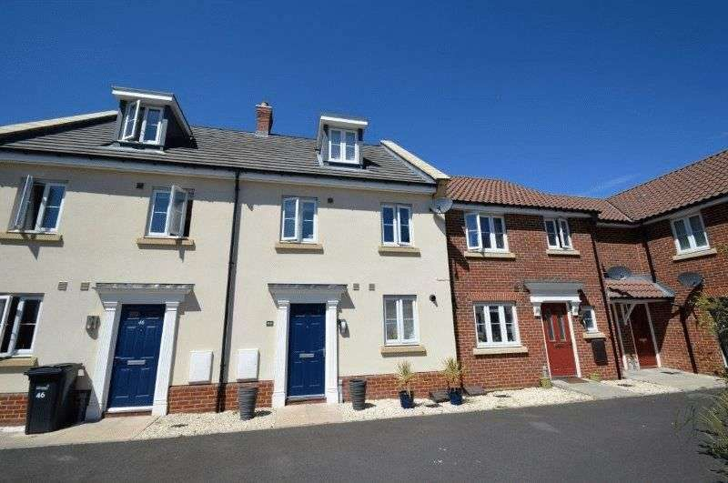 4 Bedrooms Terraced House for sale in Lord Nelson Drive, New Costessey