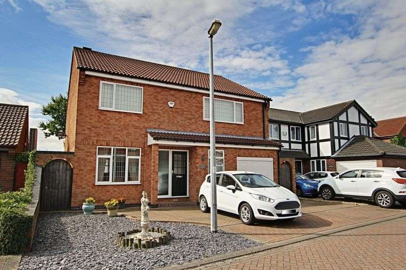 4 Bedrooms Detached House for sale in Haymer Drive, Hedon