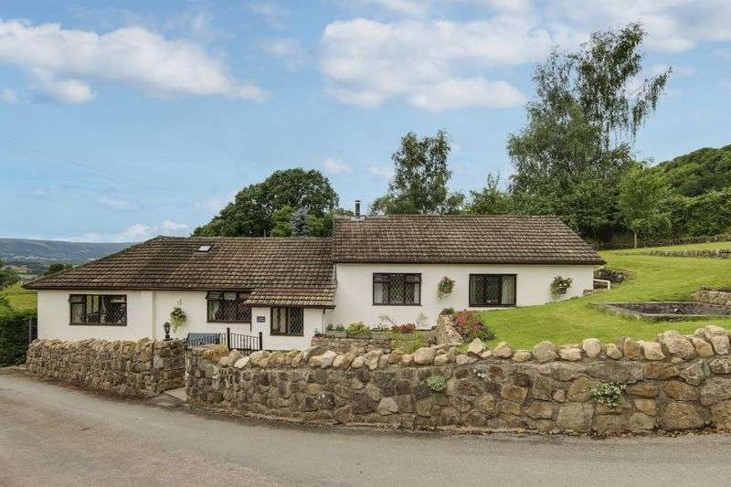 5 Bedrooms Detached Bungalow for sale in Bettws Newydd, Usk