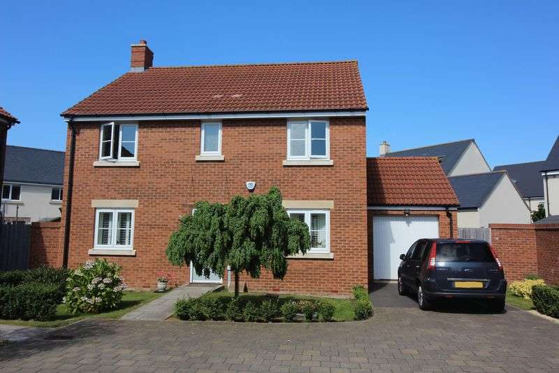 4 Bedrooms Detached House for sale in Redpoll Drive, Portishead