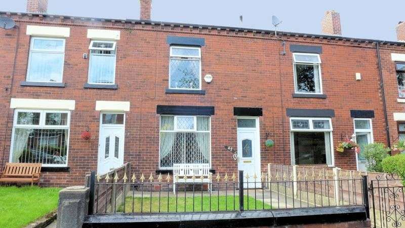 2 Bedrooms Terraced House for sale in Kildare Street, Bolton