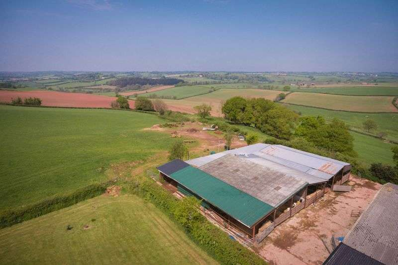 Detached House for sale in Cheriton Fitzpaine