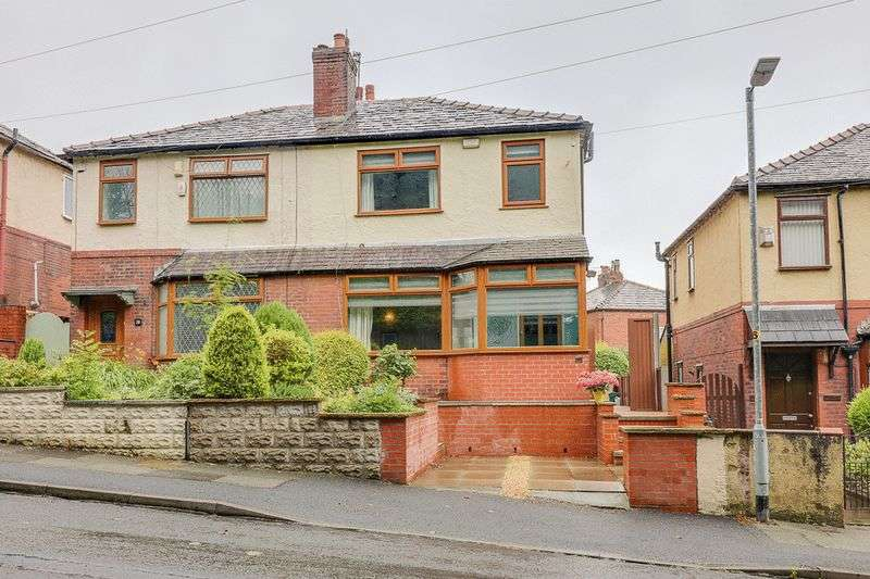 3 Bedrooms Semi Detached House for sale in Holden Avenue, Bolton