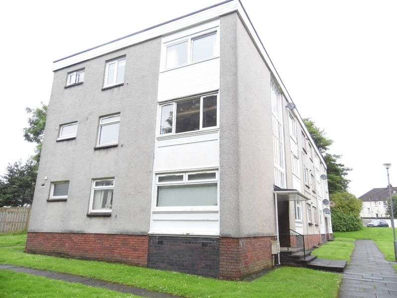 1 Bedroom Flat for sale in Meikleriggs Court, Lounsdale Road, Paisley