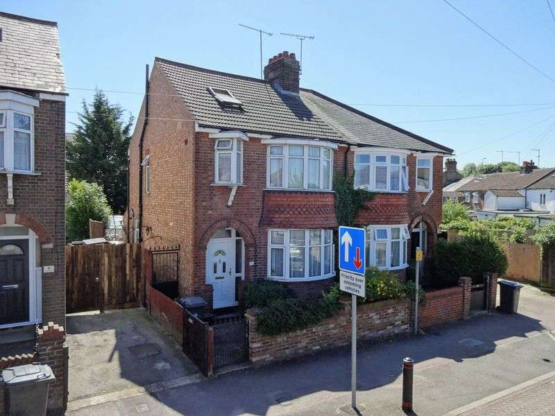 4 Bedrooms Semi Detached House for sale in Great Northern Road, Dunstable