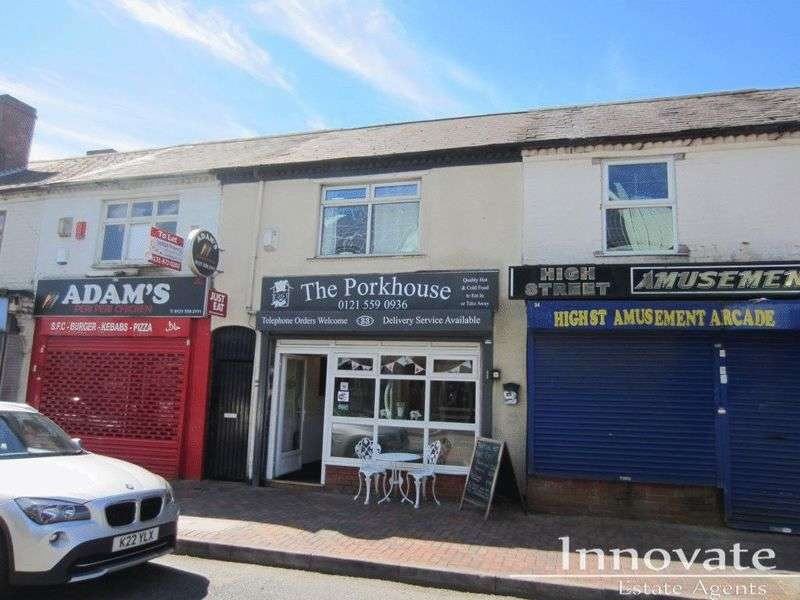 Property for sale in High Street, Rowley Regis