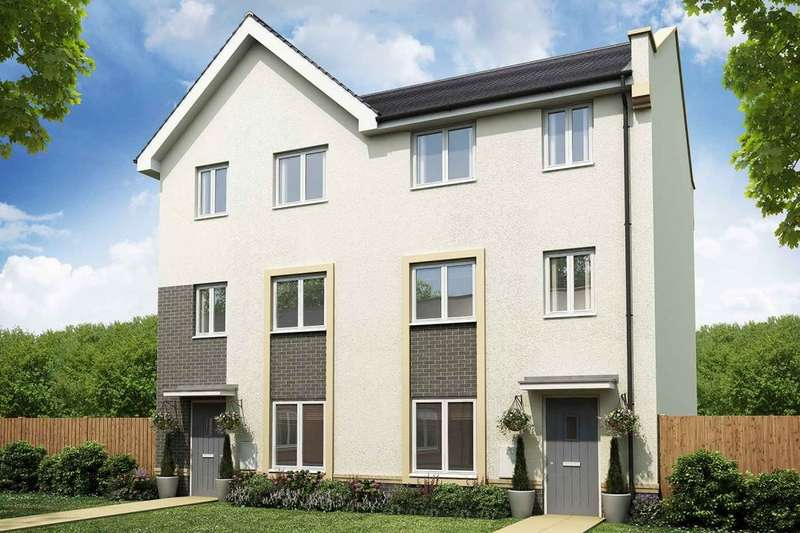 4 Bedrooms Semi Detached House for sale in The Belbury Ashburton Road, Newton Abbot, TQ12
